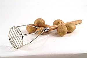 Round Potato Masher