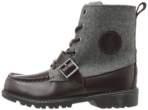 Lace Hi Leather Kid Up Lauren Ranger Polo Bootlittle Kids Ralph Ii e2ID9bHWEY