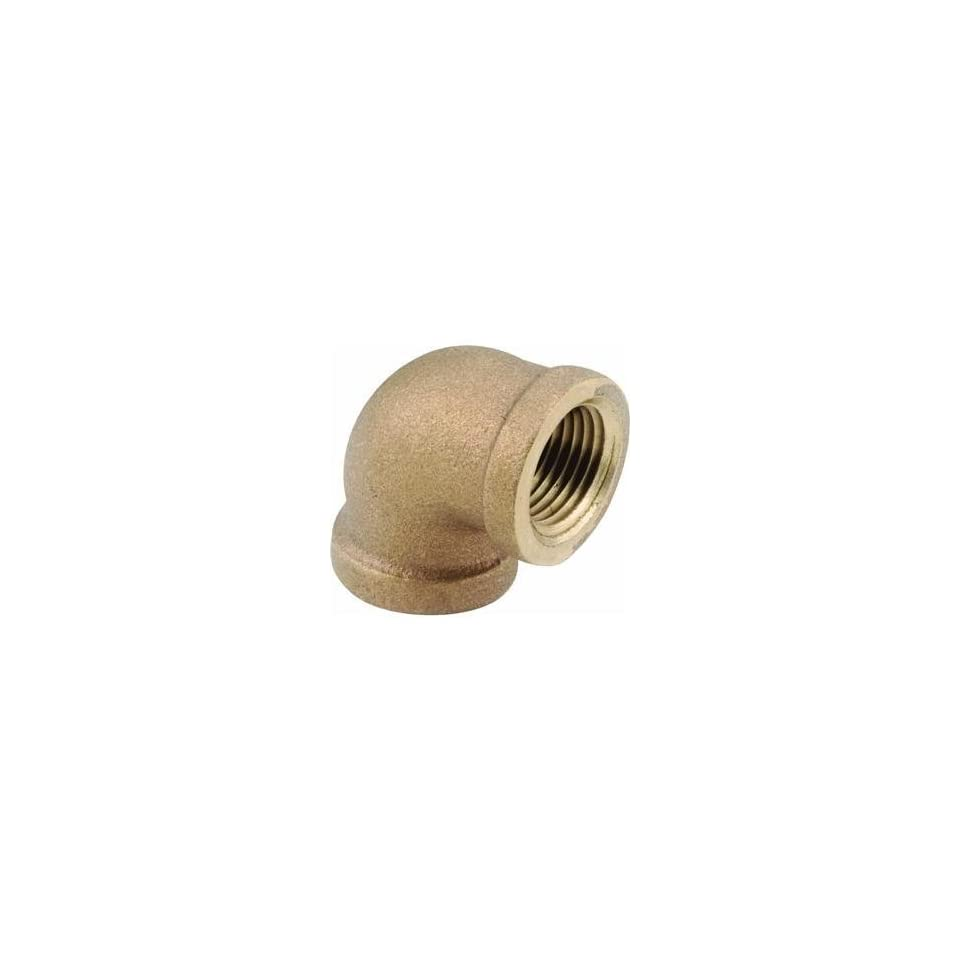 Anderson Metals Corp 3/8 Brs 90Deg Elbow 738100 06 Brass Pipe Ells