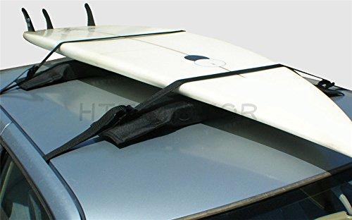 Httmt 2 Surfboard Soft Wrap Roof Racks Rax Any Car