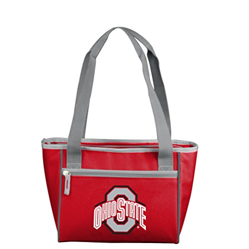 - NCAA Ohio State Buckeyes 16-Can Cooler Tote
