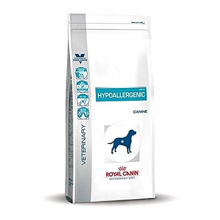 Royal Canin Vdiet Hypoallergenic - Croquettes hypo allergéniques pour Chien 14 kg 3182550711340