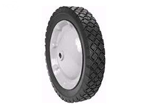 "Mr Mower Parts Lawn Mower Wheel for Snapper # 3-5726, 4-4743, 7035726, 7035726YP Steel Wheel 10"" x 1.75"" Drive Wheel"
