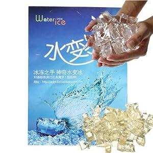 Magic Trick Ice From Water Magic Close-Up Magic
