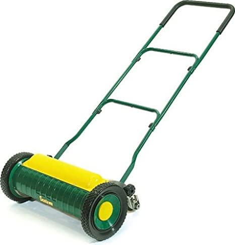 Amazon.com: sunlawn 16-Inch Manual Push Reel Mower mm-2 ...