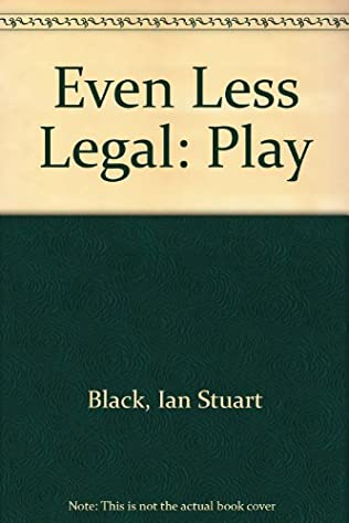 book cover of Even Less Legal