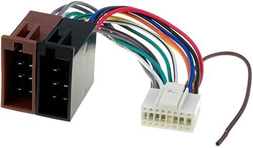 Kabel Adapter Stecker Iso Autoradio Pioneer 16 Pin Auto