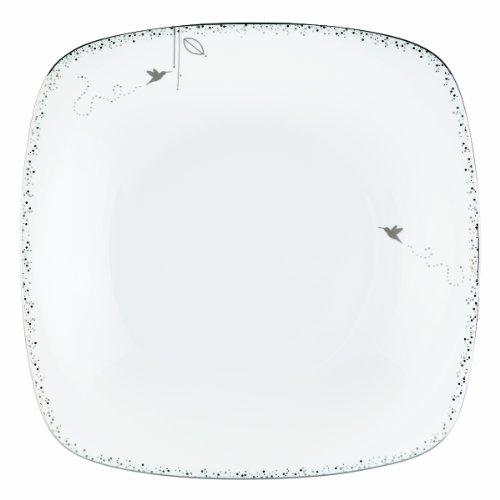 Lenox Enchanted Seasons 12-Inch Square Platter (Square Platter Lenox)