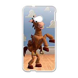 HTC One M7 Cell Phone Case White Toy Story 3 VIU070817