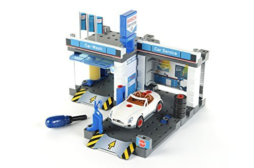 Price comparison product image Klein Bosch service station (car wash,  with car) [Bonerundo]