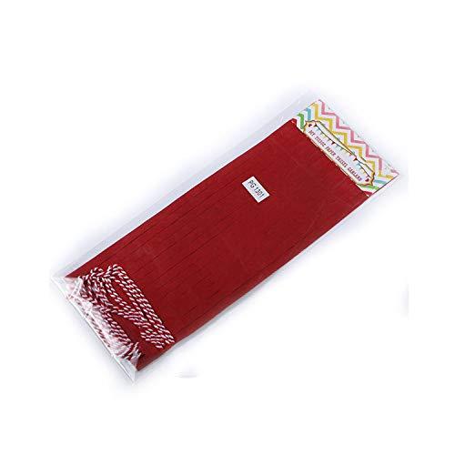 5pcs/Pack 14'' Paper Tassels Ribbon Balloons Wedding Decoration Birthday Curtain Marriage Car Party DIY,PG1301]()