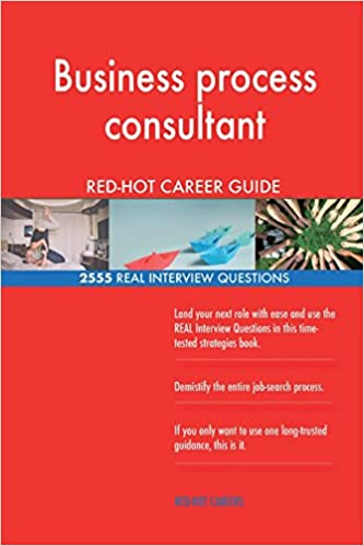 Business process consultant RED-HOT Career Guide
