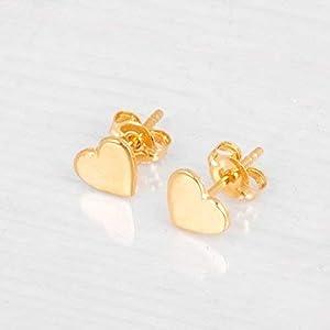 world-of-handmade-gifts-Gold-heart-Shape-earrings