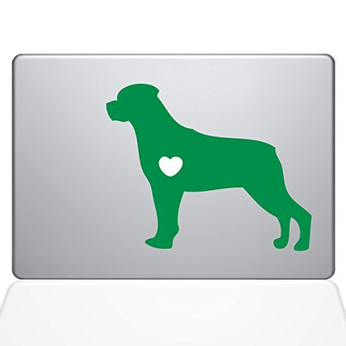 【別倉庫からの配送】 The Decal Guru I Love My Rottweiler Decal Models) Guru Vinyl & Sticker 13 MacBook Pro (2016 & Newer Models) Green (1484-MAC-13X-LG) [並行輸入品] B0788H1XBW, シオジリシ:df42de1c --- a0267596.xsph.ru
