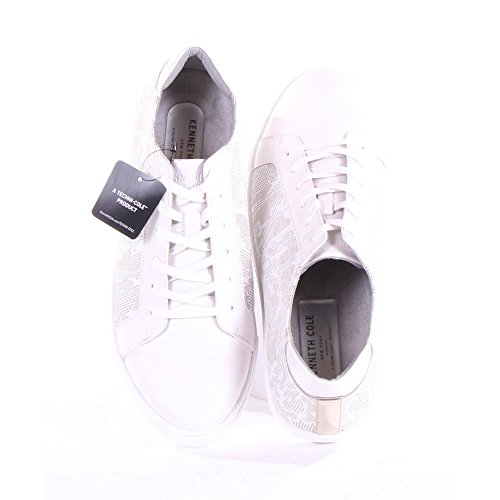 Homme Kam Blanc Kenneth Cole Basses Sneakers 06a7I