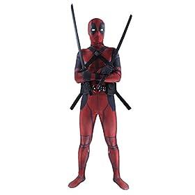 - 41s5qo9N4NL - AOVEI Deluxe Adult Halloween Costume Lycra Spandex Zentai Jumpsuit 3D Cosplay Costumes