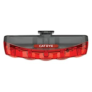 Cateye TL-LD610-BR 5-LED Rear Bicycle Light