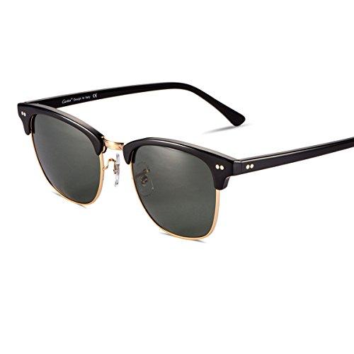 Carfia Classic Sunglasses Protection Tortoise product image