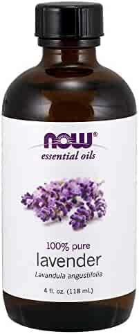 NOW Foods Lavender Oil (Liquid), 4 oz