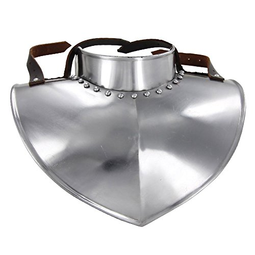 Armory Replicas Medieval Renaissance Standing Collar Gorget (Best Mail Order Lobster Tails)