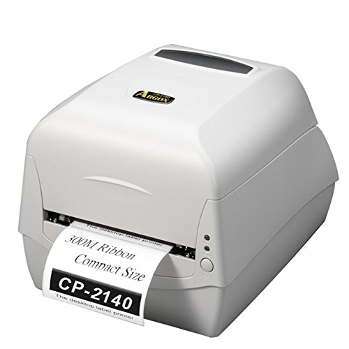 Netum Desktop Barcode Printer Argox CP2140 Direct Thermal & Thermal Transfer Printer Commercial Barcode Label Printer - Argox Barcode Printer