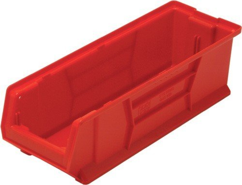 35 7/8 Deep x 23 7/8 Wide x 17 1/2 High Red Hulk Container - Hulk Container Dividers
