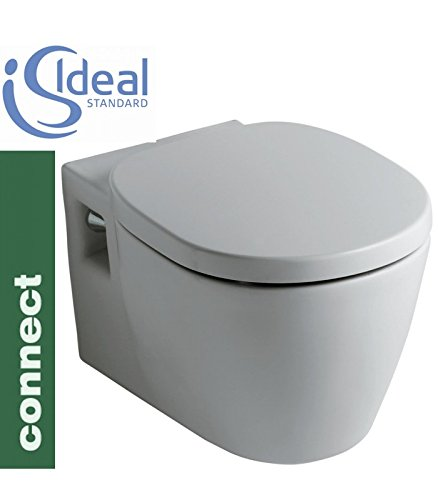 Ideal Standard Bidet Connect.Ideal Standard Connect Art E7166 Vaso Sospeso Con Sedile