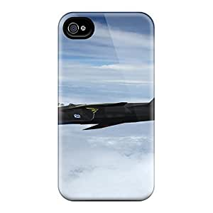Awesome Su 47 Flip Case With Fashion Design For Iphone 4/4s
