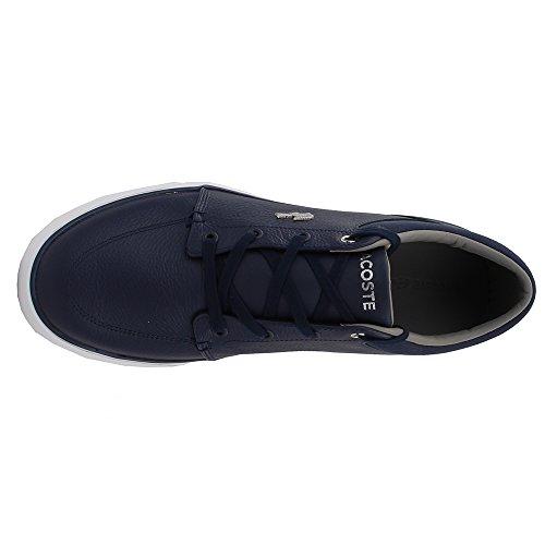 Lacoste Heren Bayliss Sneaker Navy / Wit