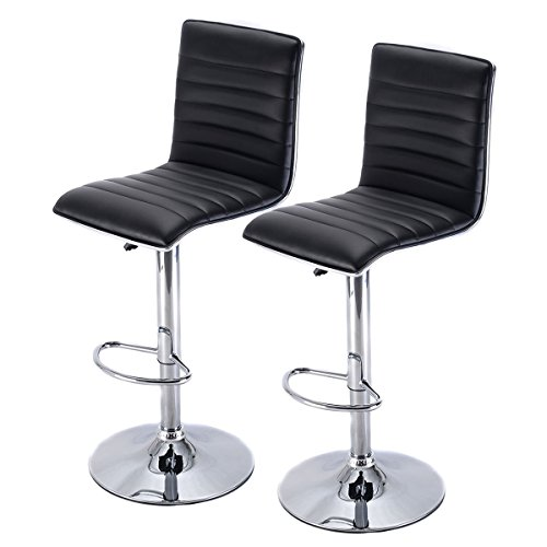 Classic Diner Style Bar Stool - 8