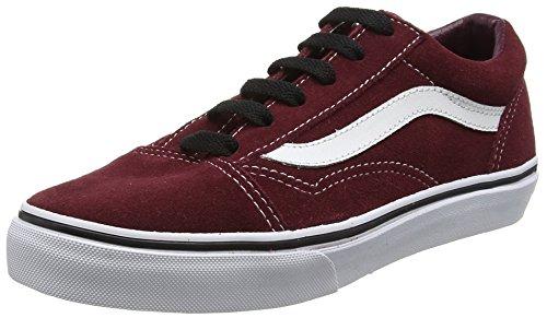 Vans Kids K Old Skool Port Royale Black Size 12