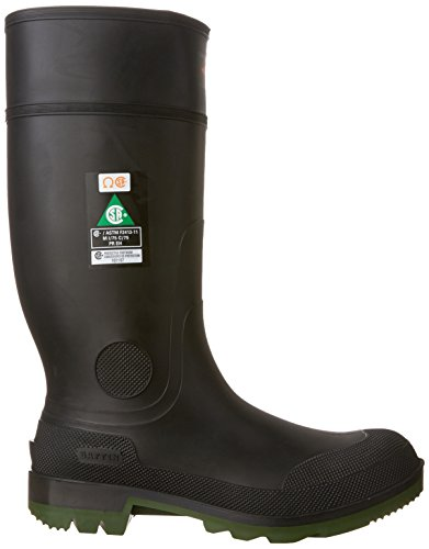 Baffin Menns Enduro Stp Arbeid Boot Sort / Skogs