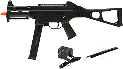 Elite Force H K Fully Licensed UMP Competition Series AEG SMG 6MM BLK