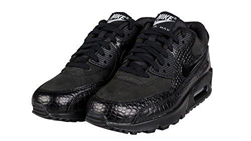 NIKE Wmns Air Max 90 Prem - Calzado de deporte de material sintético mujer Black