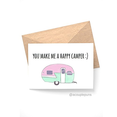 631b0fc253 Amazon.com  Happy Camper    Camper Card