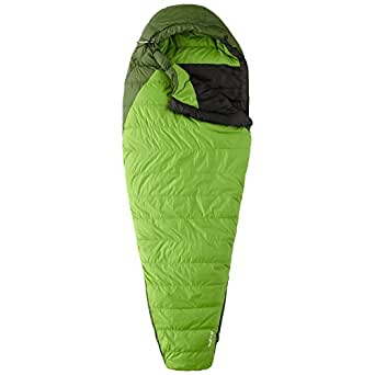 Mountain Hardwear Hibachi 32 Sleeping Bag Backcountry Green Regular / Left Zip