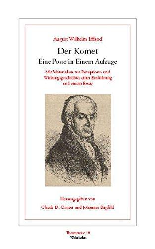 Read Online Der Komet Eine Posse in Einem Aufzuge ebook