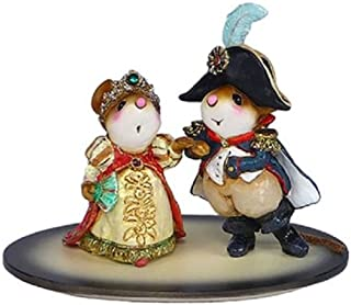 product image for Wee Forest Folk M-529 Napoleon and Josephine