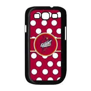 Custom Fashion SamSung Galaxy S3 I9300 case cover for NCAA Iowa State Cyclones, NCAA Iowa State Cyclones Logo SamSung Galaxy S3 I9300 case NCAA phone case
