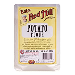 Amazon.com : Bob'S Red Mill Potato Flour Gluten Free 24 Oz