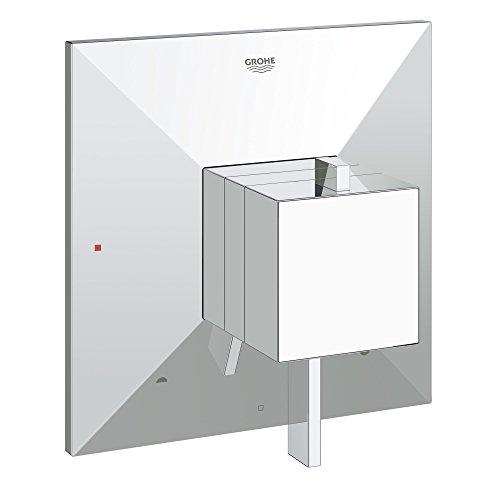 Allure Brilliant Dual Function Pressure Balance Trim With Control Module (Control Pressure Balance Shower)