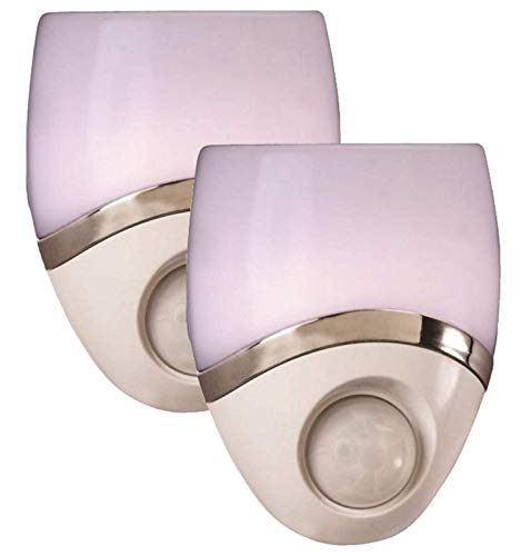 Plug In Led Motion Sensor Night Light in US - 4