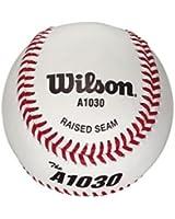 WILSON Official League Individual Baseball