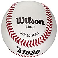 WILSON Official League Pallina da Baseball