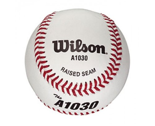 WILSON Official League Pelota de Béisbol A1030 12218.62043