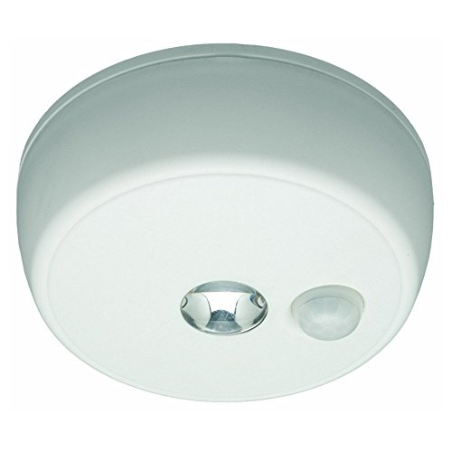 Mr. Beams Wireless Motion-Activated LED Ceiling Light — 100 Lumens, Model# MB980 by Mr. Beams