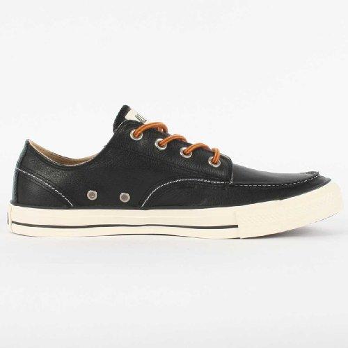 Converse Mens Chuck Taylor Classic Boot Ox Sneaker Zwart 130136c