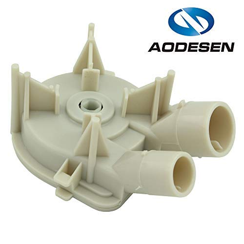 (Aodesen 3363394 Washer Water Drain Pump Replacemengt Part for Whirlpool & Kenmore - Replaces 3363394 3352293 3352292)