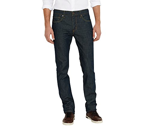 Levi's Men's 511 Slim Fit Jean, Blue Barnacle, 30W x 32L