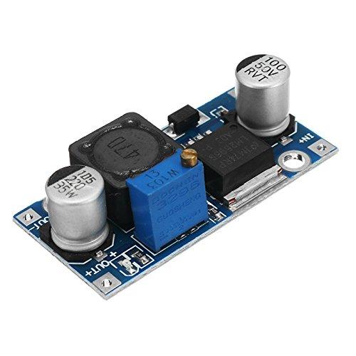 10Pcs LM2596S DC-DC Step-down Power Module 2A Adjustable Buck Module Super LM2576 - Arduino Compatible SCM & DIY Kits
